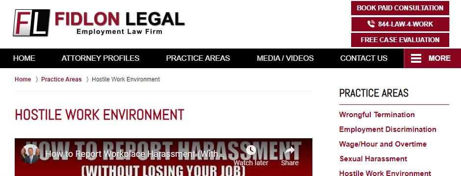Expert Unfair Dismissal Attorneys in Atlanta