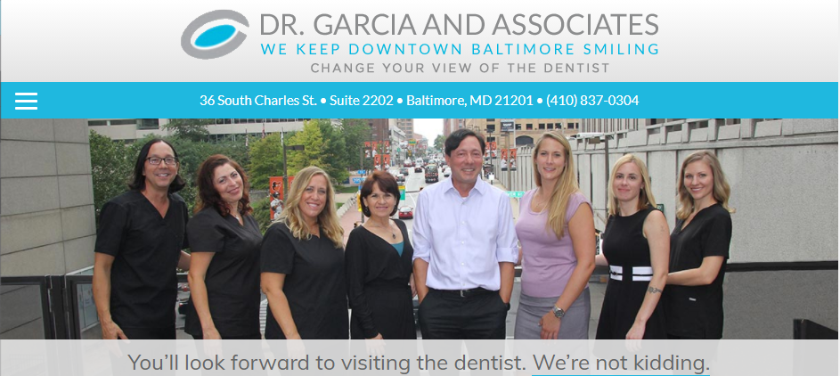 Practical Cosmetic Dentists in Baltimore