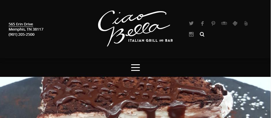 Splendid Italian Restaurants in Memphis