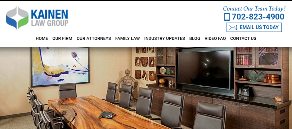 Dependable Family Attorneys in Las Vegas