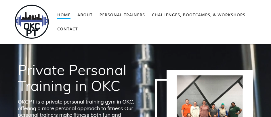 Professional Personal Trainers in Oklahoma City