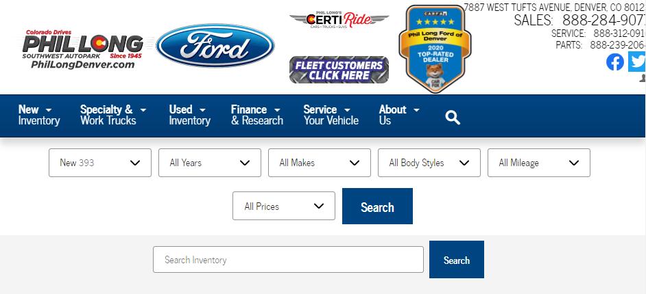 Reputable Car Dealerships in Denver