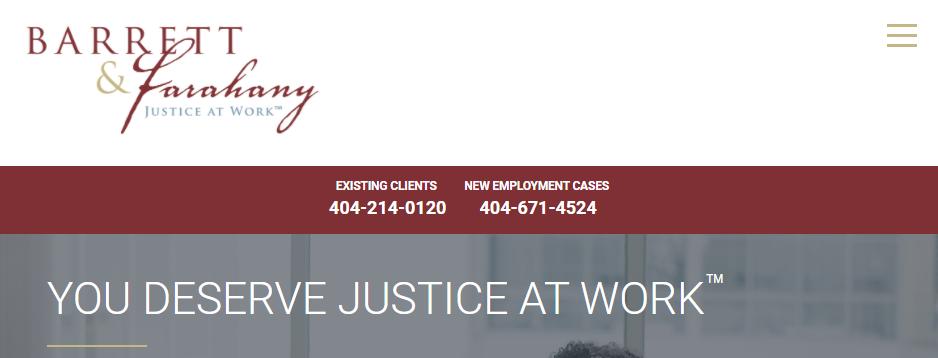 Adept Unfair Dismissal Attorneys in Atlanta