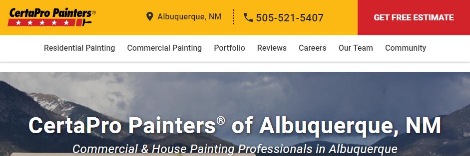 Skilled Painting Contractors in Albuquerque