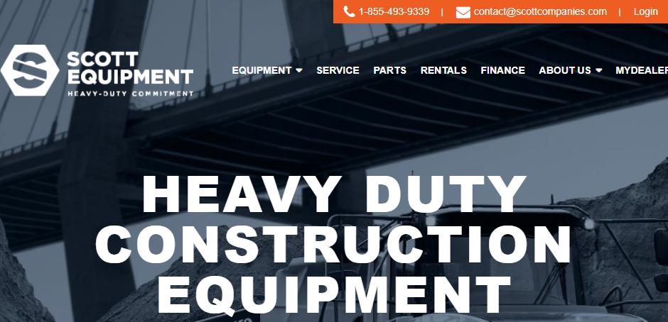 Popular Heavy Machinery Dealers in Memphis