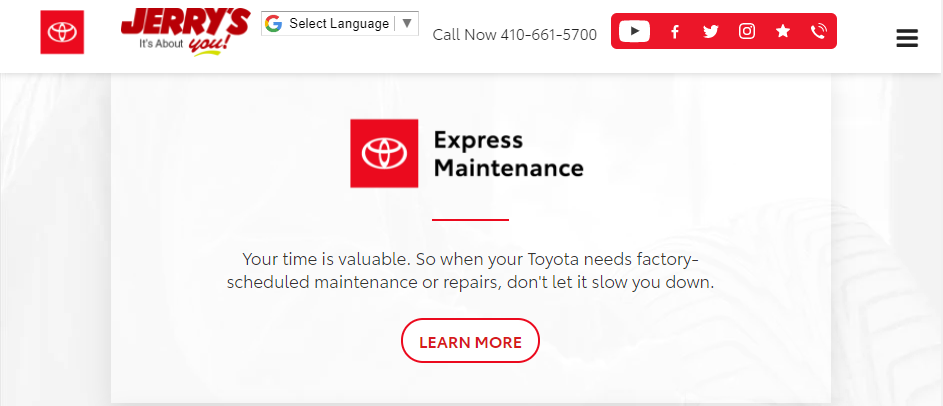 Affordable Toyota Dealers in Baltimore