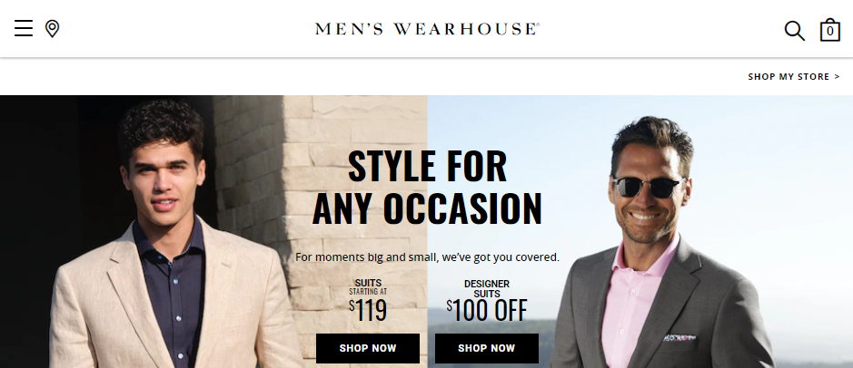 Reputable Suit Shops in Seattle