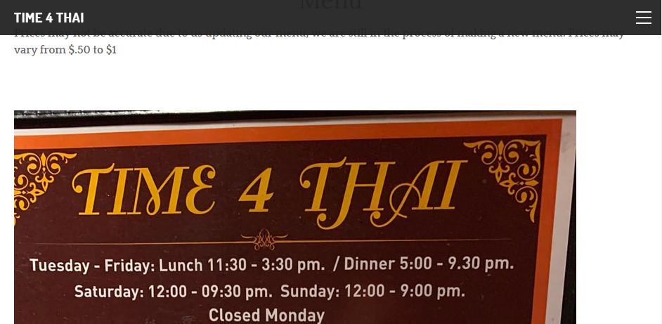 Great Thai Restaurants in Louisville