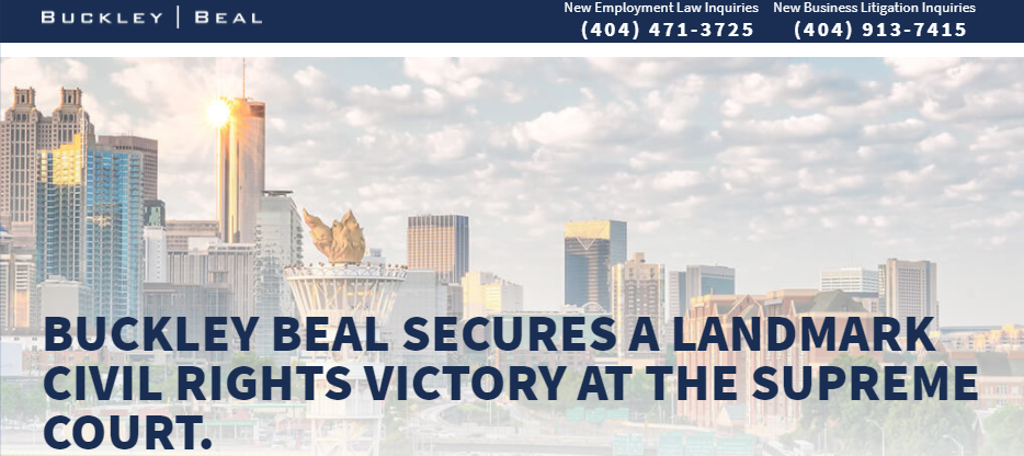 Tenacious Unfair Dismissal Attorneys in Atlanta