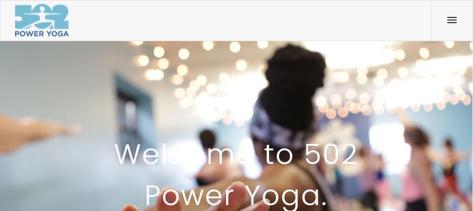 Relaxing Yoga Studios in Louisville
