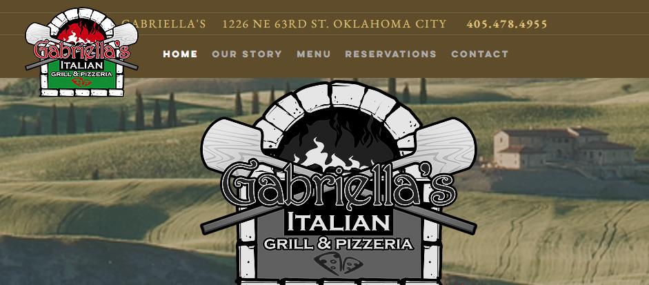Known Italian Restaurants in Oklahoma City