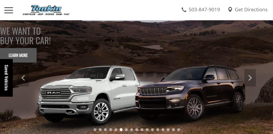 Affordable Jeep Dealers in Portland