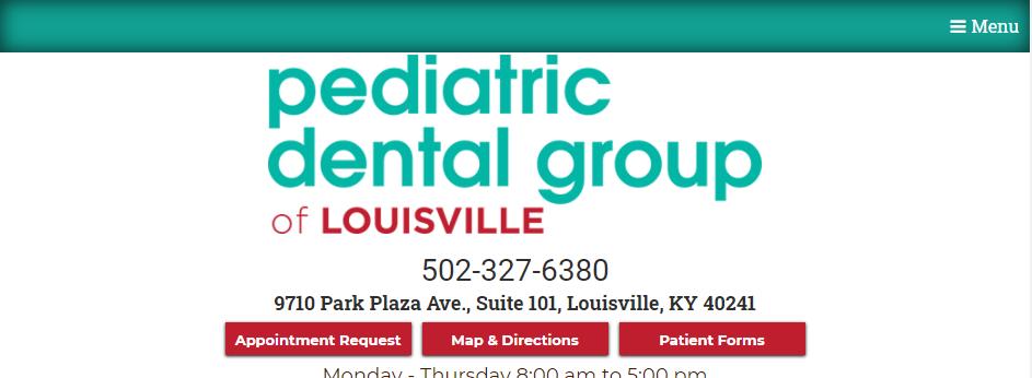 Comprehensive Pediatric Dentists in Louisville