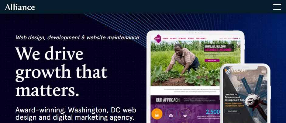 Talented Web Designers in Washington