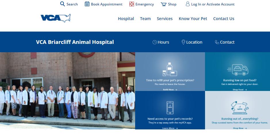 Expert Pet Care Centers in Atlanta