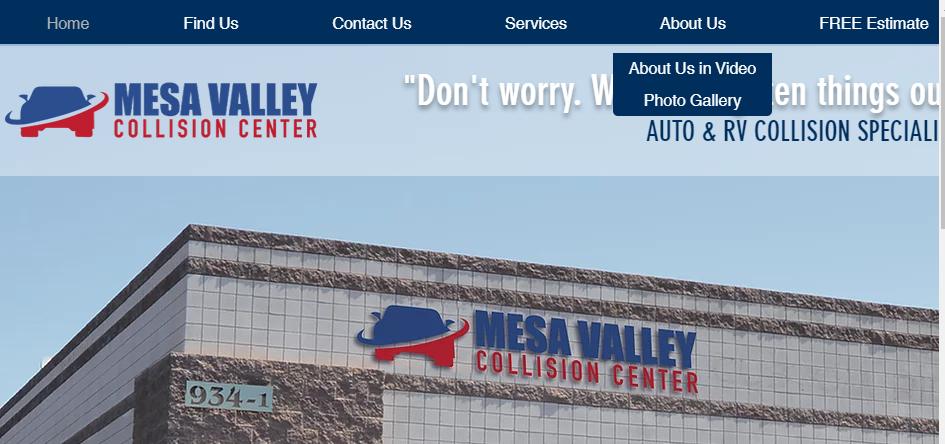 Popular Auto Body Shops in Mesa