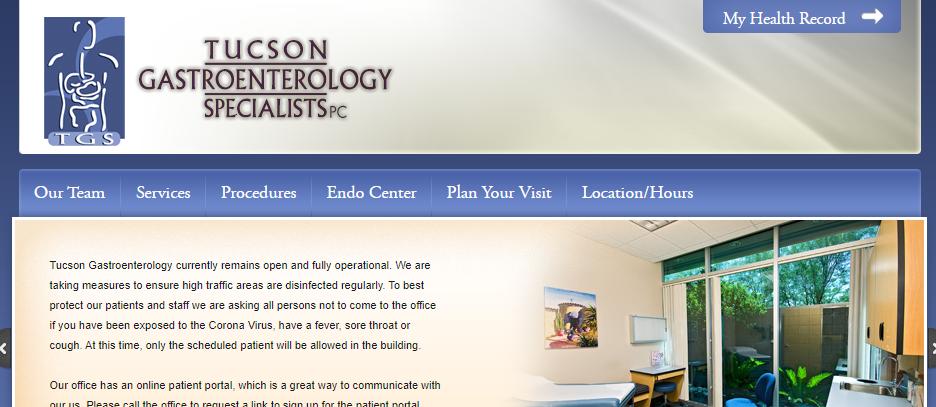 Adept Gastroenterologists in Tucson