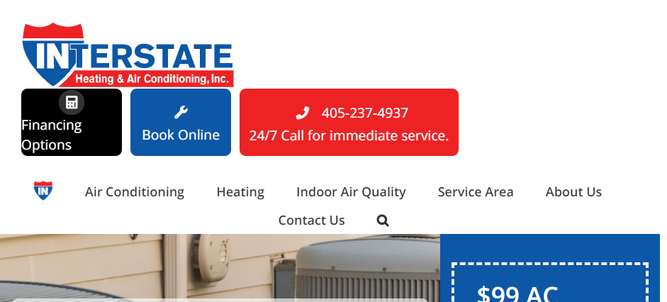 Professional HVAC Services in Oklahoma City