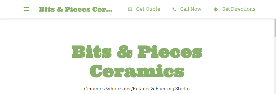 Affordable Pottery Shops in Mesa