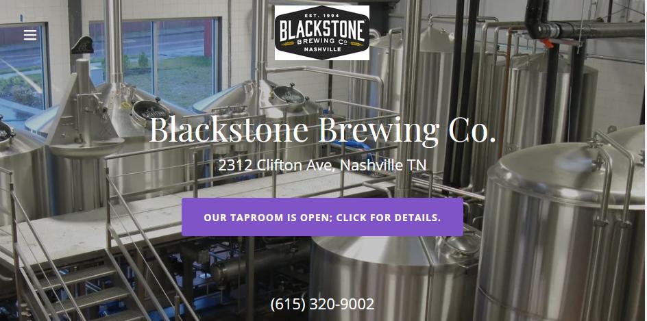 Exqusite Craft Breweries in Nashville
