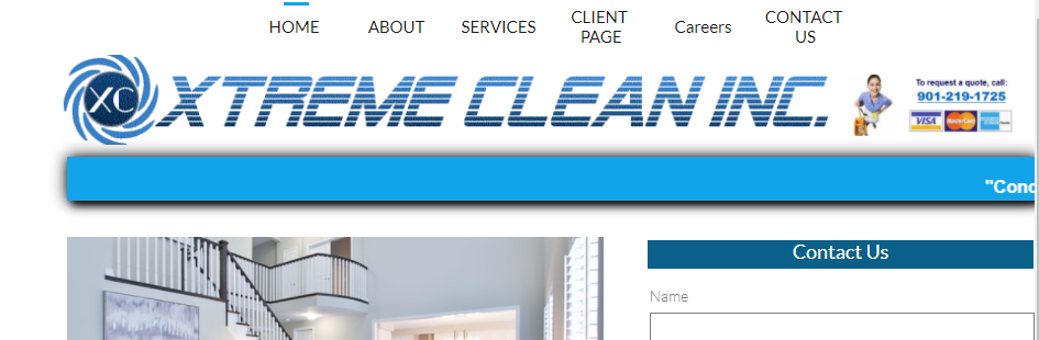 Professional House Cleaning Services in Memphis