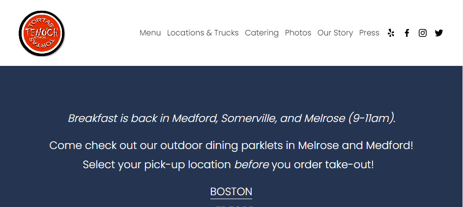 Tasty Food Trucks in Boston