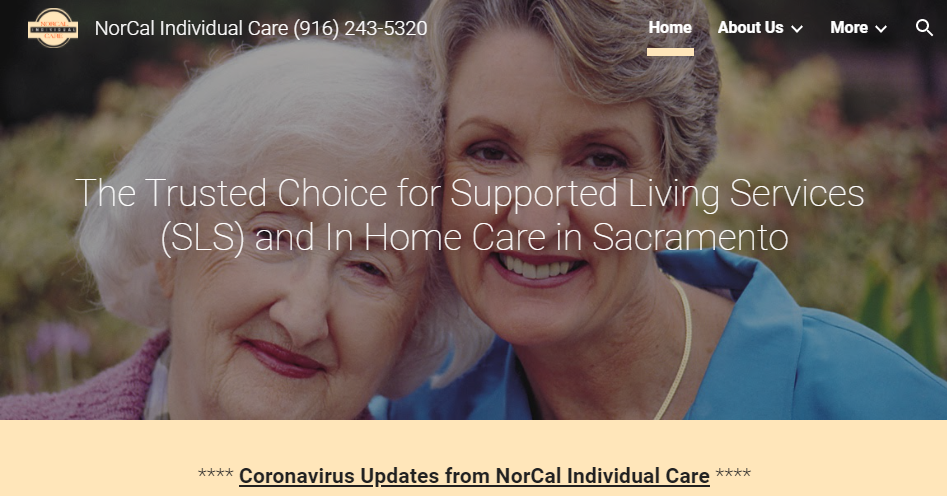 Reputable Disability Caregivers in Sacramento, CA