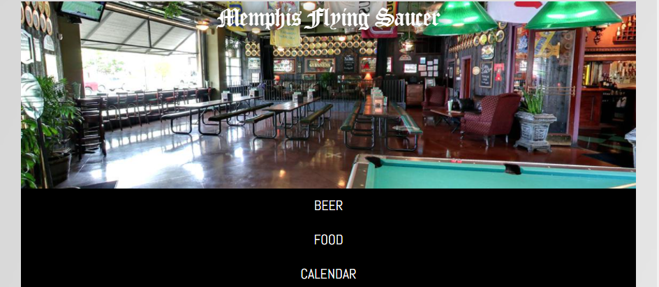 Lively Pubs in Memphis