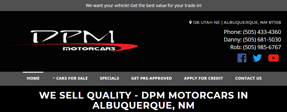 Great Ford Dealers in Albuquerque