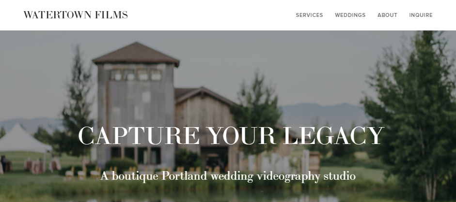 Dependable Videographers in Portland
