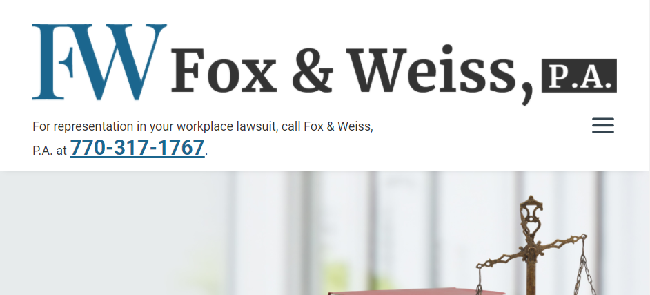 Proficient Unfair Dismissal Attorneys in Atlanta