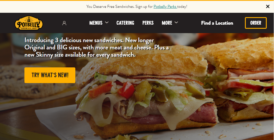Popular Sandwich Shops in Washington