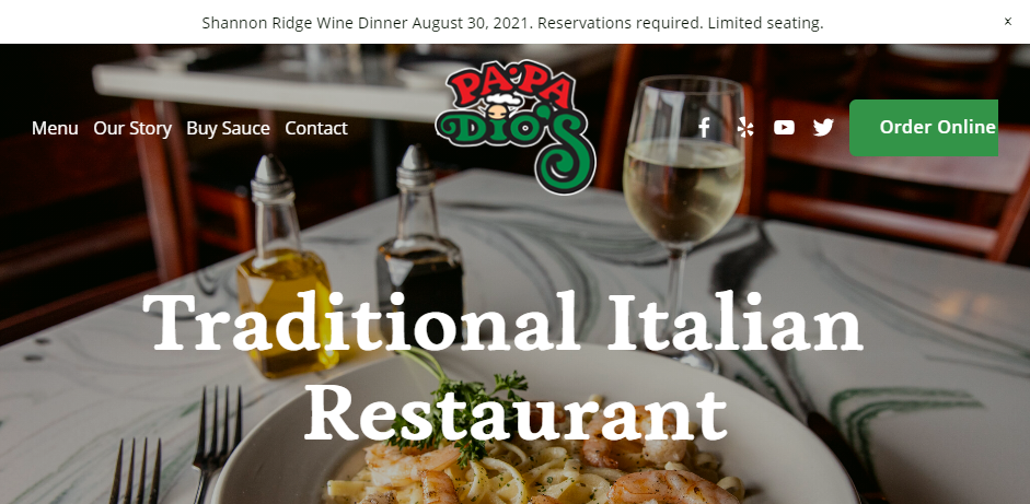 Great Italian Restaurants in Oklahoma City