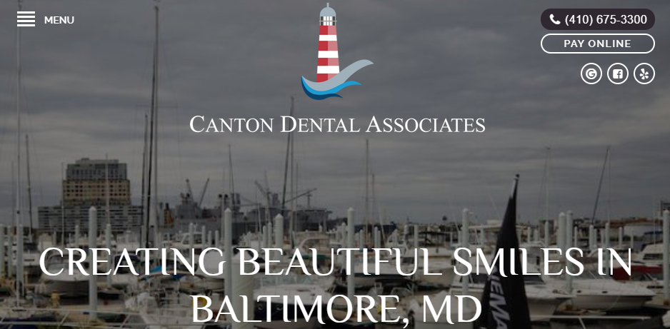 DependableCosmetic Dentists in Baltimore