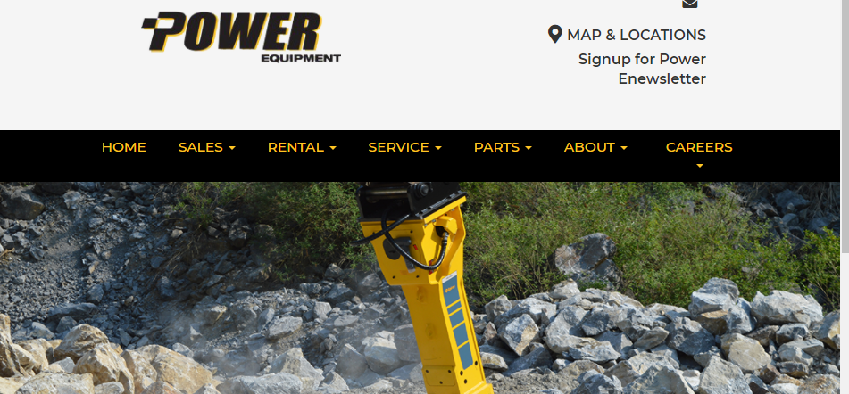 Reliable Heavy Machinery Dealers in Memphis