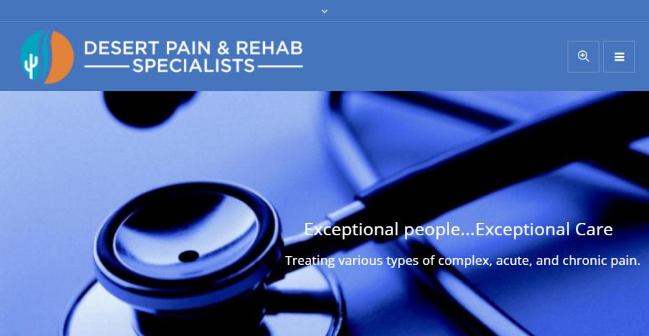 Reliable Pain Management Doctors in Tucson