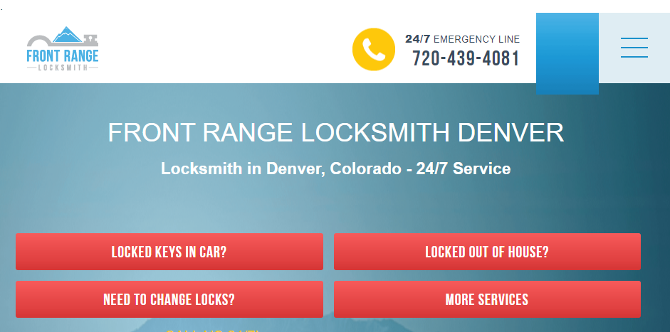 Professional Locksmiths in Denver