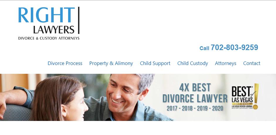 Professional Family Attorneys in Las Vegas