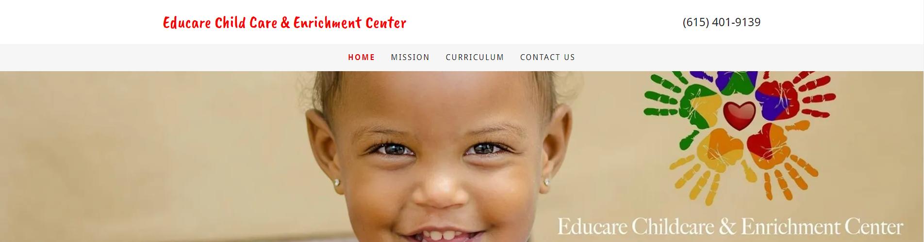 Comprehensive Child Care Centers in Nashville