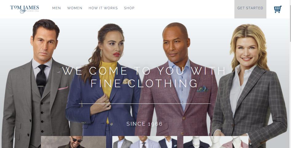 Outstanding Suit Shops in Seattle
