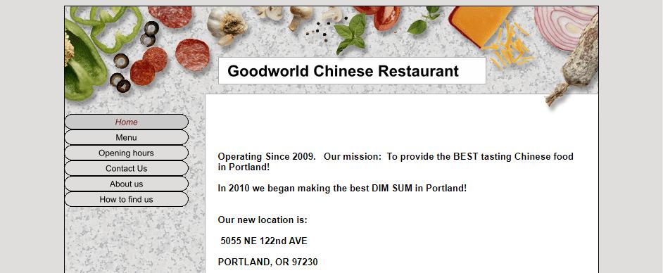 Tasty Chinese Restaurants in Portland
