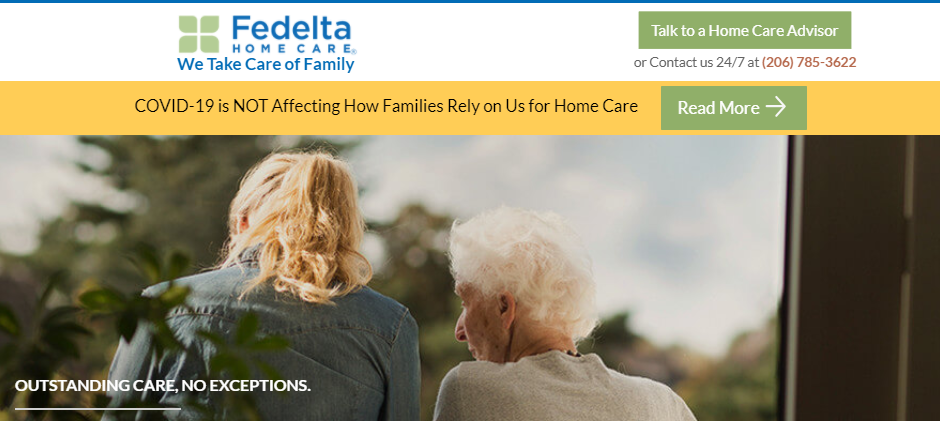 Dependable Disability Caregivers in Seattle