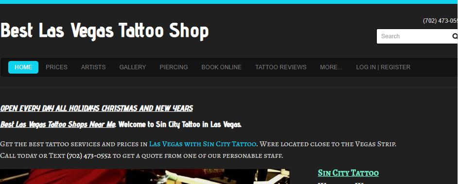 Dependable Body Piercing in Las Vegas