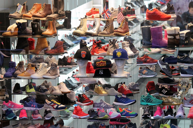 Best Shoe Stores in Boston