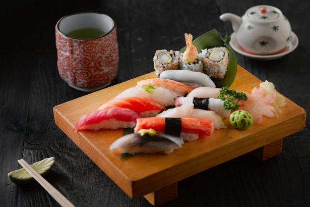 Sushi In Albuquerque