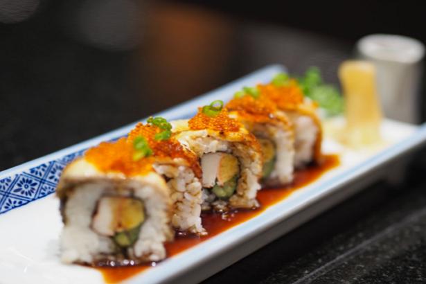 Best Sushi in Detroit