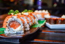 Best Sushi in Fresno
