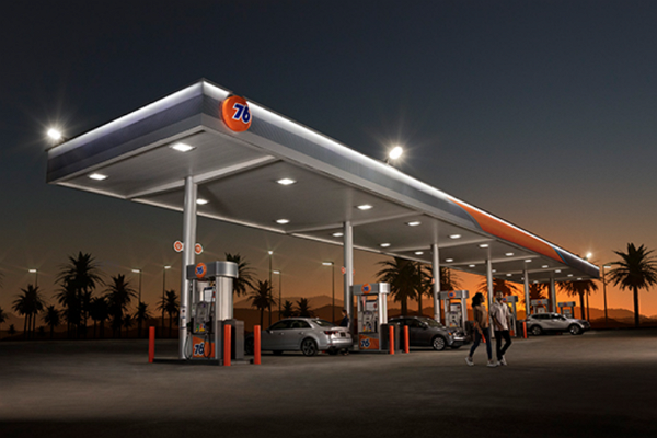 Top Petrol Stations in Sacramento