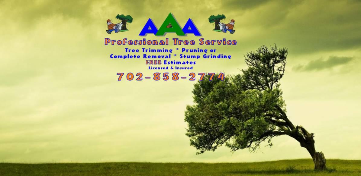 AAA Professional Tree Service