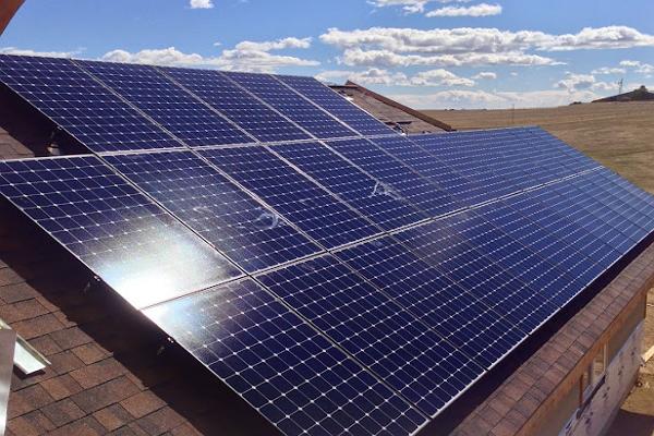 Solar Panels in Denver
